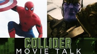 Download Spider-Man Confirmed For Avengers: Infinity War - Collider Movie Talk Video