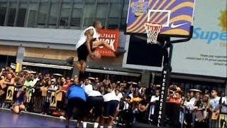 Download TFB:: 6'3″ Guy Dupuy vs 5'9″ TDub LA Dunk Contest Video