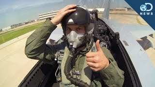 Download What's It Like To Ride In A Fighter Jet? Video