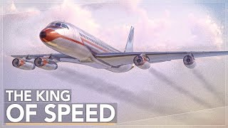 Download The World's Fastest Subsonic Airliner: The Convair 990A Coronado Video