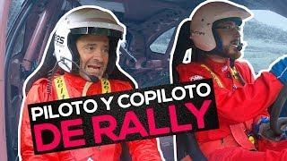Download Lobato y Rosaleny cambian F1 por Rally   SOYMOTOR Video