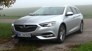Download 2017 Opel Insignia Sports Tourer 2.0 Turbo D (170 HP) TEST DRIVE Video