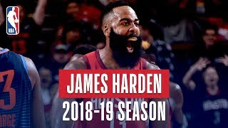Download James Harden's Best Plays From the 2018-19 NBA Regular Season Video