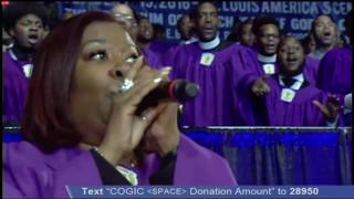 Download COGIC C.H Mason Mass Choir 109th Official Day Sunday Presiding Bishop Blake! Video