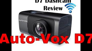 Download BEST REVIEW!! AUTO-VOX D7 WiFi Dash Cam with GPS - Unbox and Review Video