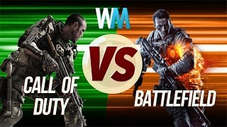 Download Battlefield VS Call of Duty: Which is the Best? Video