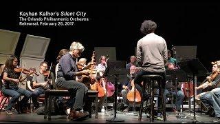Download Kayhan Kalhor's ″Silent City″ in Orlando Video
