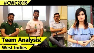 Download WORLD CUP TEAM ANALYSIS WINDIES: Is Windies capable enough to beat World's Favorites? Video