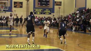 Download Aquille Carr Doing WORK vs Largo @ Basketball Academy Video