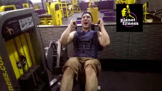 Download Planet Fitness review (blasting abs with Richard) Video