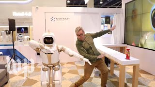 Download Just a few weird tech products we saw at CES 2019 Video