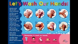 Download 7 steps of Hand Hygiene || hand washing technique || National Quality Assurance System || NQAS Video