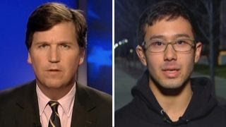 Download Tucker vs. Rutgers protester: Who should be allowed into US? Video