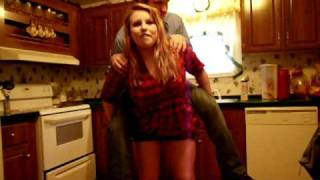 Download Dare to ride! my piggy back Video