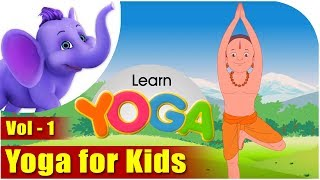 Download Yoga for Kids - Vol 1 (All Standing Postures) Video