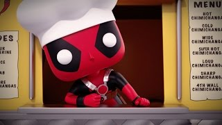 Download Marvel Funko Presents: Chimichangas Video