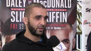 Download Georges St-Pierre's coach Firas Zahabi: 'He should fight Conor McGregor or Michael Bisping' Video