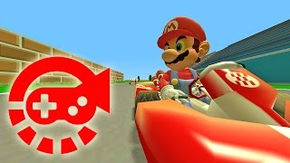 Download 360° Video - Mario Source Karts GMod Video
