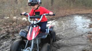 Download JACK GOES MUD BOGGING WITH RAZOR QUAD Video