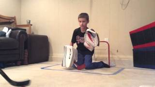 Download The Epic Knee Hockey Game Video