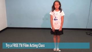 Download How Actors Enter and Exit Auditions (Video Acting Lesson) (Acting classes for kids, Los Angeles) Video