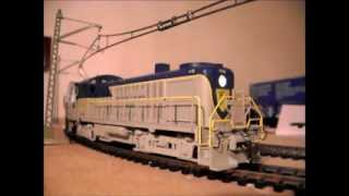 Download Bachmann ALCO RS-3 Sound Value Video