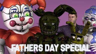 Download [FNAF\SFM] Fathers day special Video