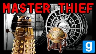 Download Master Thief CHALLENGE | Gmod Steal the Treasure Minigame!!! Video