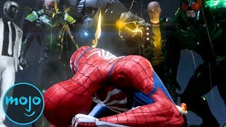 Download 10 Superheroes With The Best Villains Video