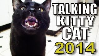 Download Talking Kitty Cat 31 - Shelby's Back Rub Video