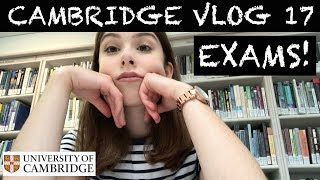 Download CAMBRIDGE VLOG 17: EXAMS (All aboard the stress train!) Video