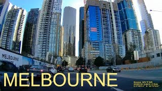 Download Melbourne City Centre Driving on the Westgate Bridge 2018 Video