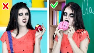 Download 9 Zombie Food Recipes / What If Your BFF Is A Zombie Video