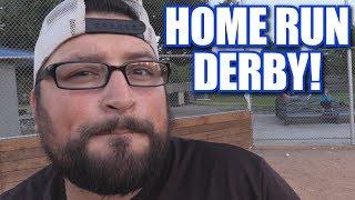 Download BEST HOME RUN DERBY EVER! | On-Season Softball League Video