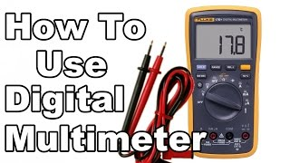 Download How To Use Digital Multimeter Video