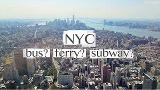 Download Getting Around New York City: Street Layout, Bus, Subway, Ferry Video