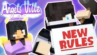 Download New Rules | Angelsville Minecraft Survival [Ep.10] Video