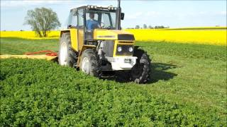 Download Sianokosy 2k17 na Kujawach. Koszenie lucerny. URSUS 1014 + Agrostroj Video