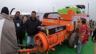 Download All agriculture implement with price in exhibition by Shaktiman company Video