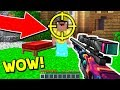Download I CAN'T BELIEVE THEY ADDED GUNS IN MINECRAFT BED WARS! (Minecraft Trolling) Video