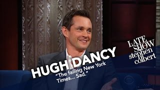 Download Hugh Dancy Says 'MAGA' Isn't As Bad As A Nation Named Great Britain Video