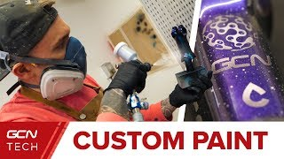 Download Custom Paint - A Masterclass In Bespoke Bicycle Paintwork Video
