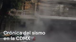 Download Crónica del sismo del 16 de febrero en México - En Punto con Denise Maerker Video