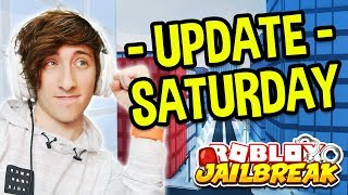 Download Roblox Jailbreak NEW UPDATE THIS WEEKEND! SPAWN LOCATIONS! (1 Year Update) | 🔴 Roblox LIVE Video