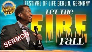 Download Pastor E.A Adeboye Sermon @ RCCG Germany FESTIVAL OF LIFE 2018 Video