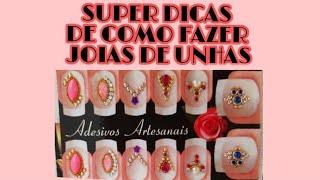 Download DICAS PARA FAZER JOIAS DE UNHAS - #3 Video