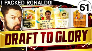 Download I PACKED RONALDO IN FUT DRAFT! - FUT DRAFT TO GLORY #61 - FIFA 16 Ultimate Team Video