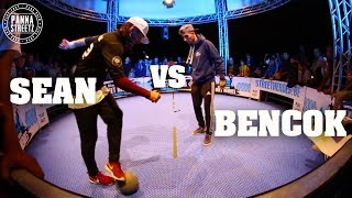 Download Séan Garnier vs Soufiane Bencok - Belgian Panna Championship 2013 Video