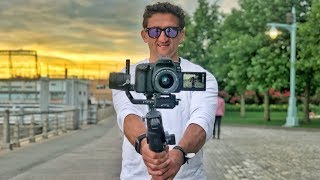 Download DJi Ronin-S a first look at this dope gimbal Video