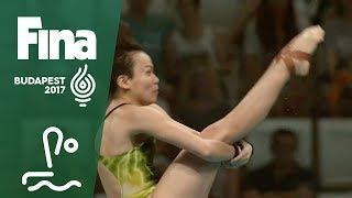 Download Malaysia's Cheong wins over Chinese favourites | Samsung Play of the Day | #FINABudapest2017 Video